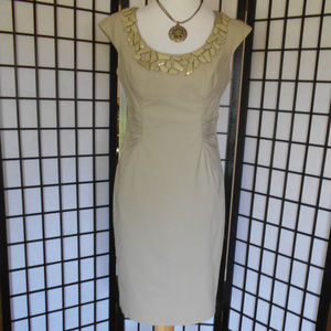 SALE Adrianna Papell Fitted Dress Size 8